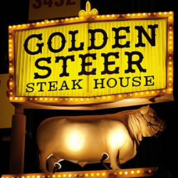 The Golden Steer