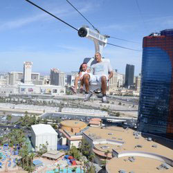 VooDoo Zip Line at The Rio